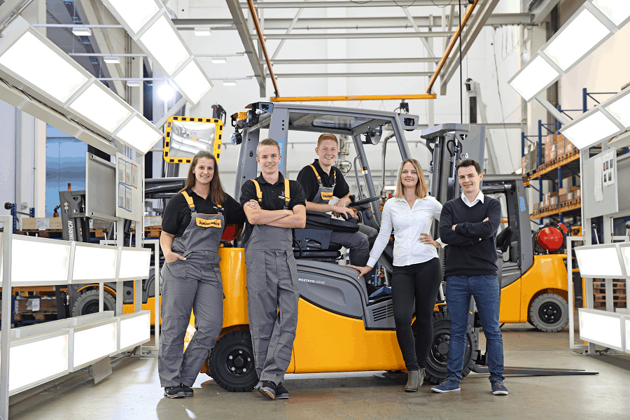 Careers at Pegasus Material Handling