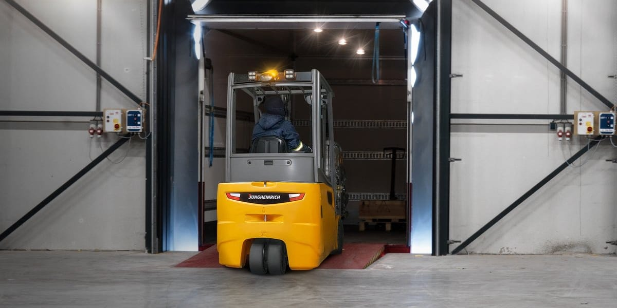 Jungheinrich efg series forklifts from Pegasus MH