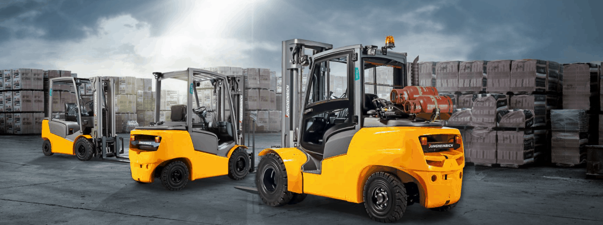 Forklift Hire from Pegasus Material Handling