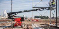 Manitou Powered Access Equipment from Pegasus
