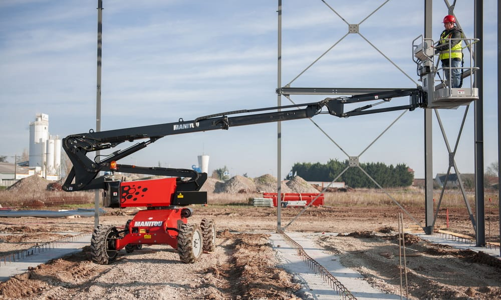 manitou powered access from Pegasus MH featured image