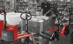 How to pick the perfect pallet truck