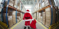 Prepare for The Pre-Christmas Rush with A Pallet Truck from Pegasus